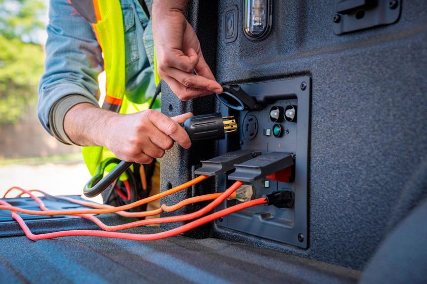 Ford F-150 Tomadas energia texas (1)
