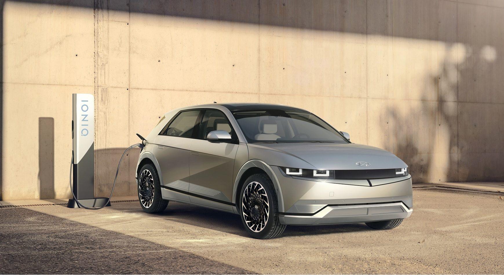 Novo Ioniq 5 chega esse ano, estreando a submarca elétrica da Hyundai