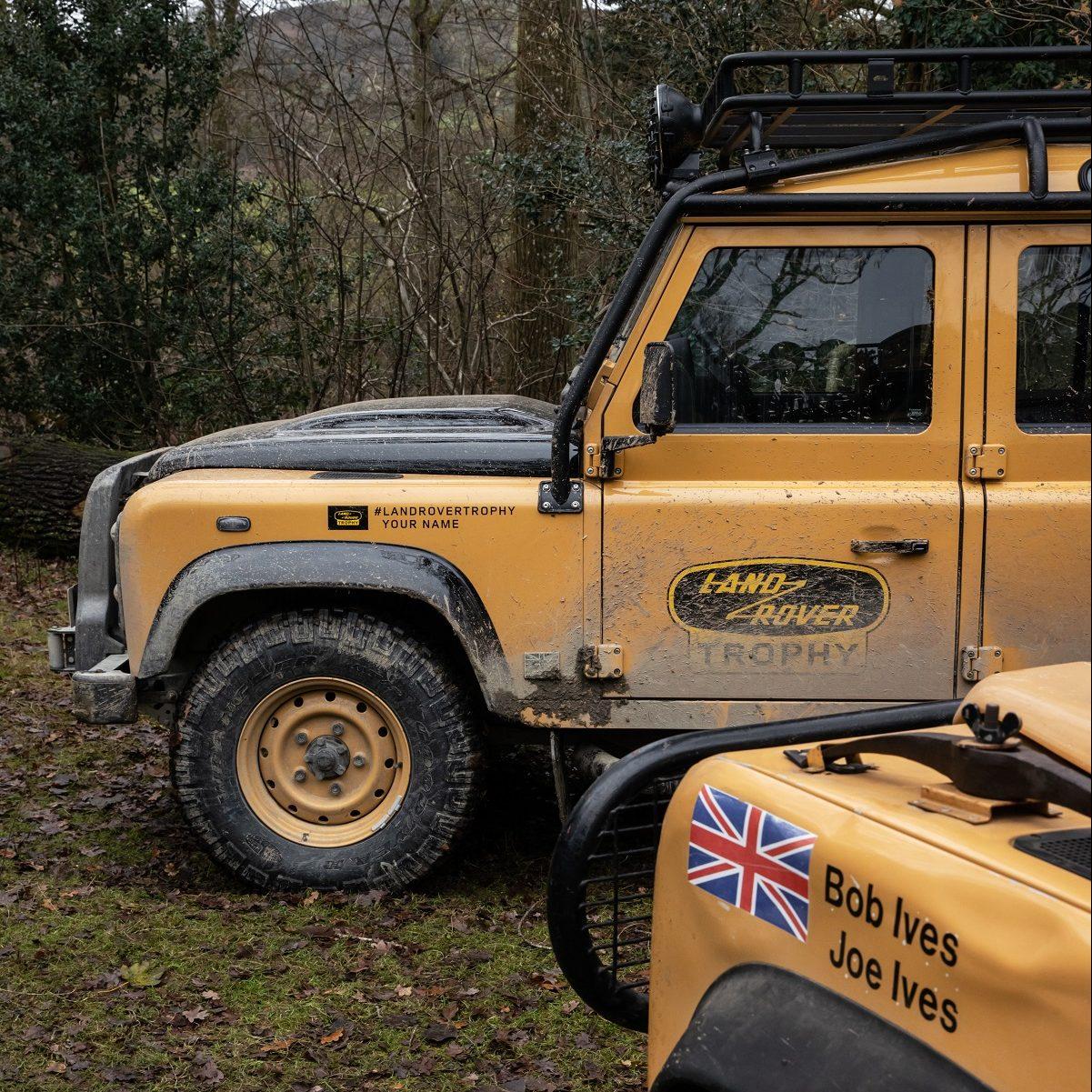 Land Rover Defender Camel Trophy 2021 3