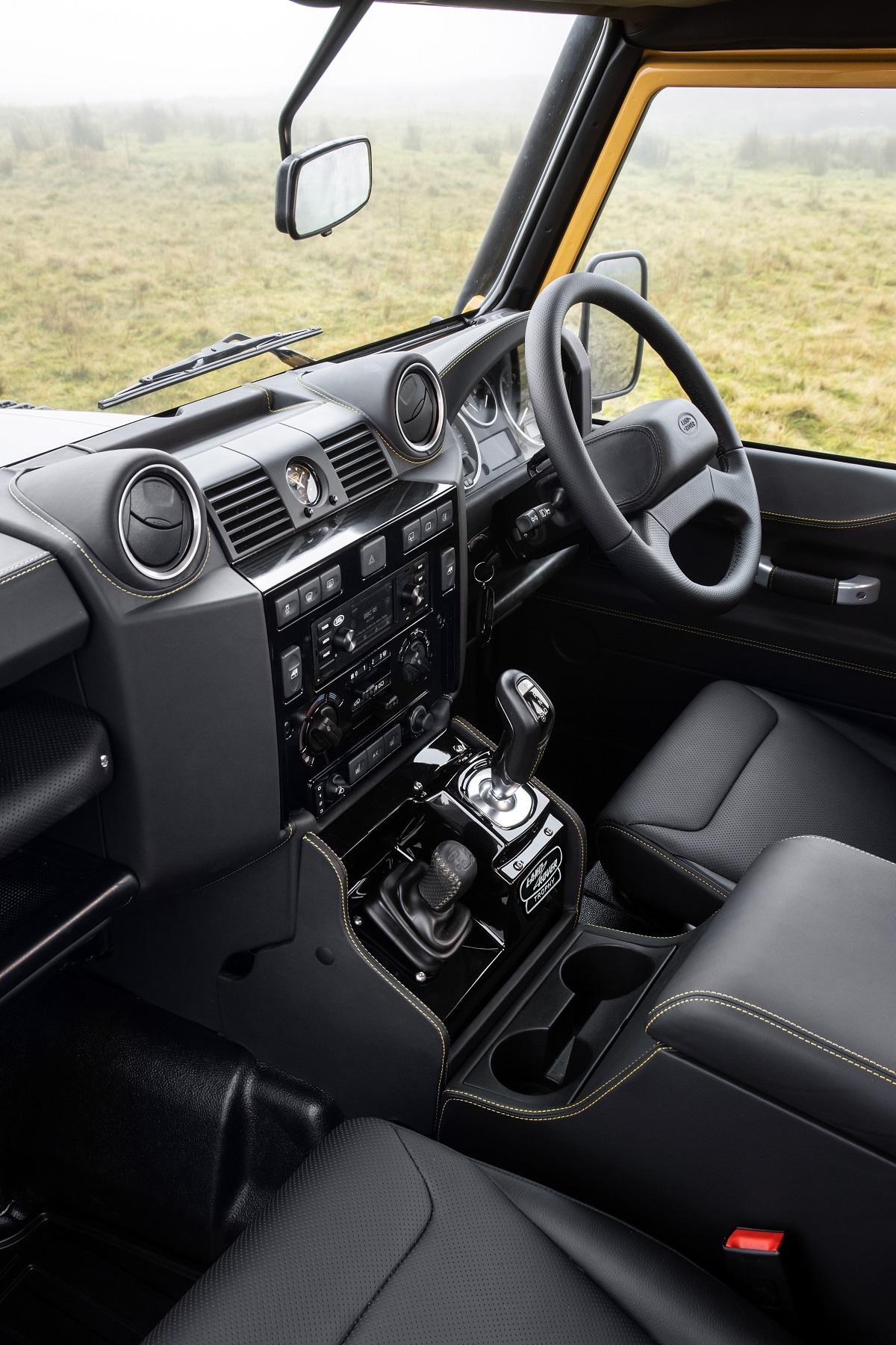 Land Rover Defender Camel Trophy 2021 4