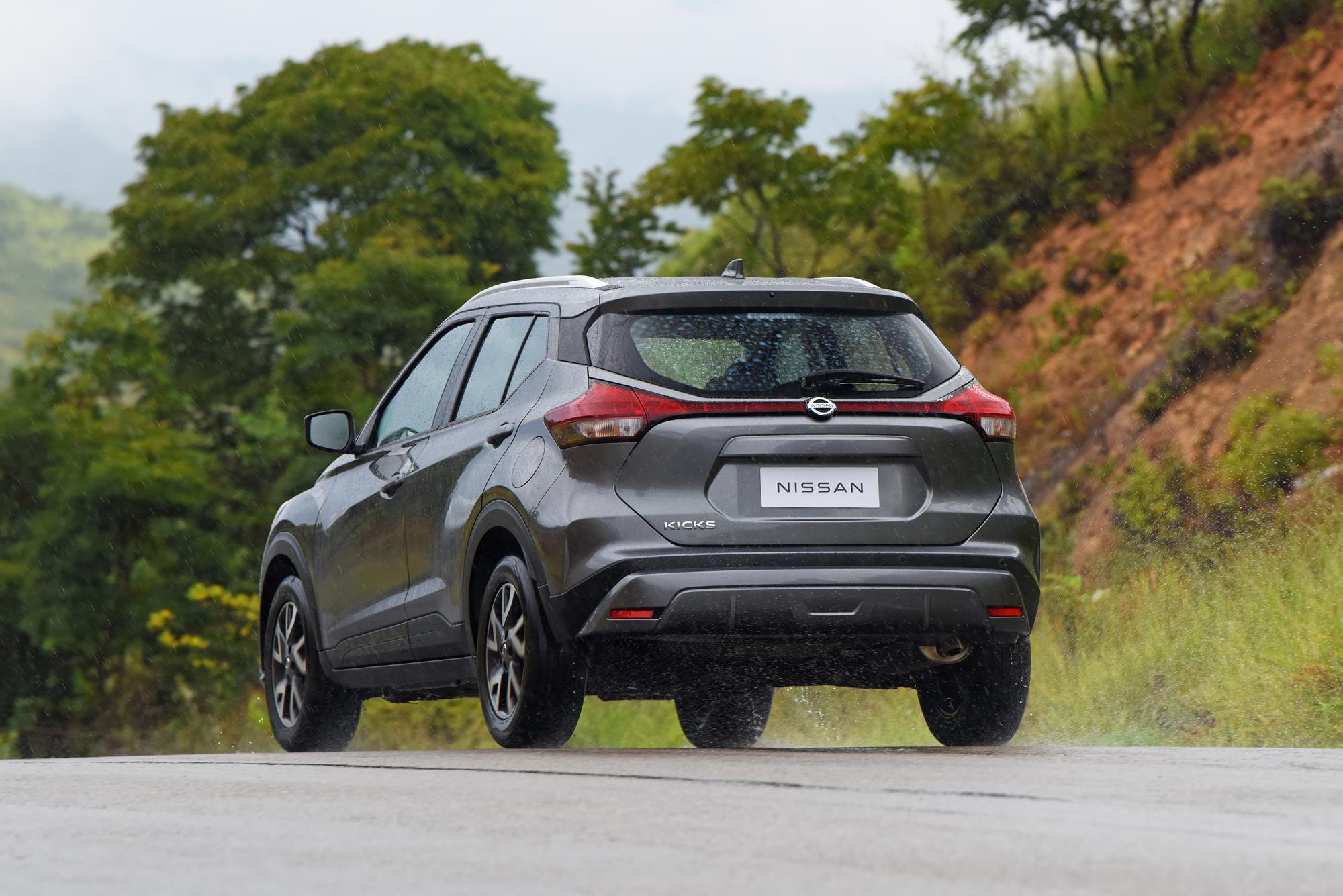 Novo Nissan Kicks Sense CVT