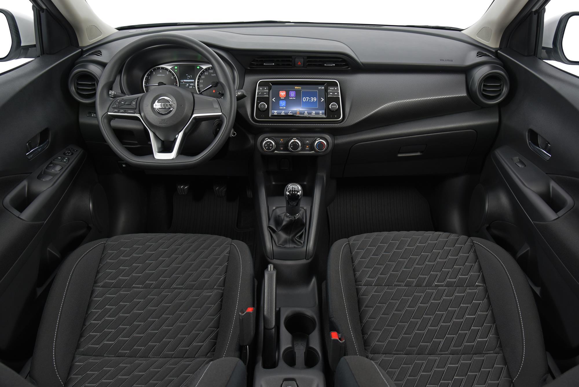 Novo Nissan Kicks Sense Manual