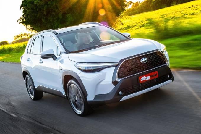 Toyota Corolla Cross XRX Hybrid flex 2022 (1)