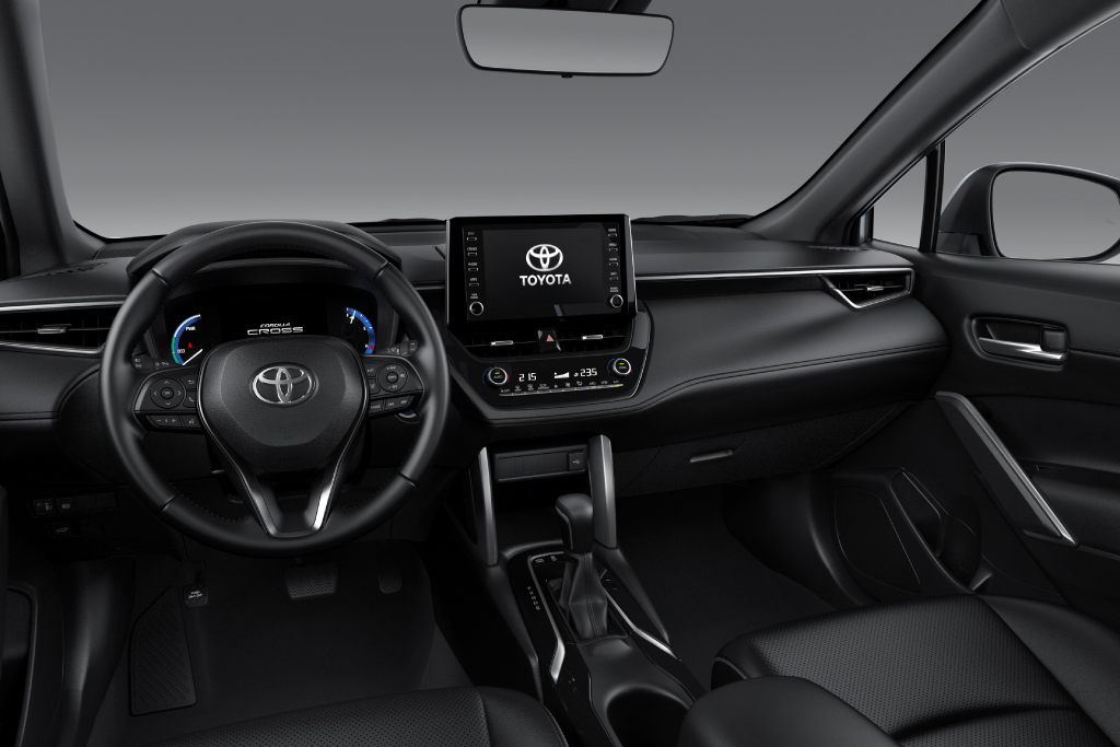 Toyota Corolla Cross hybrid 2022