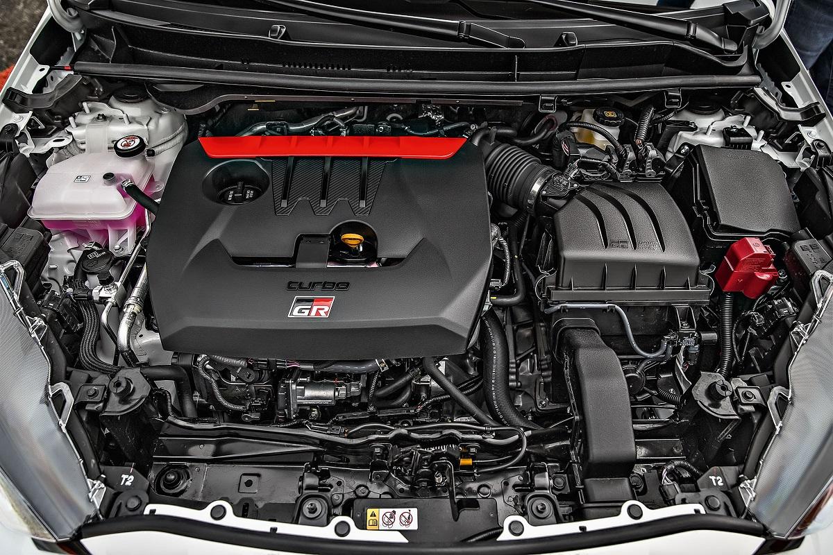 Motor 1.6 de três cilindros turbo gera 261 cv de potência