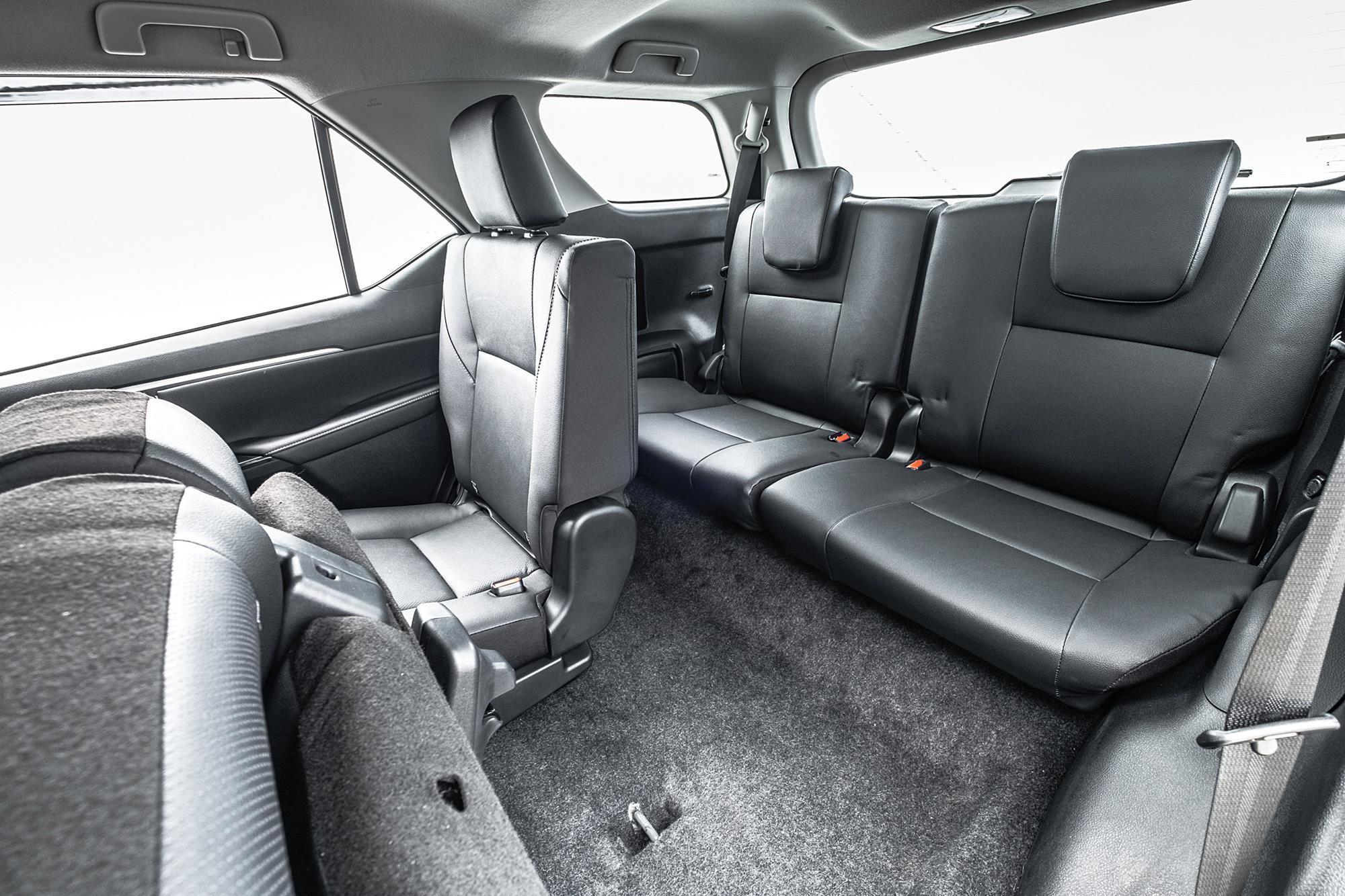 Toyota SW4 SRX 2021