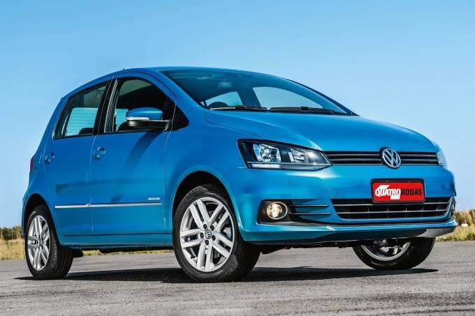 Volkswagen Fox (3a Geração) testado por QUATRO RODAS