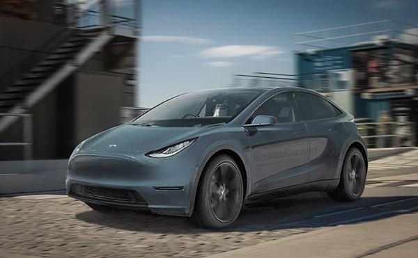 Estimativas dão conta que o novo Tesla pertencerá ao chamado segmento C, com cerca de 4 m de comprimento