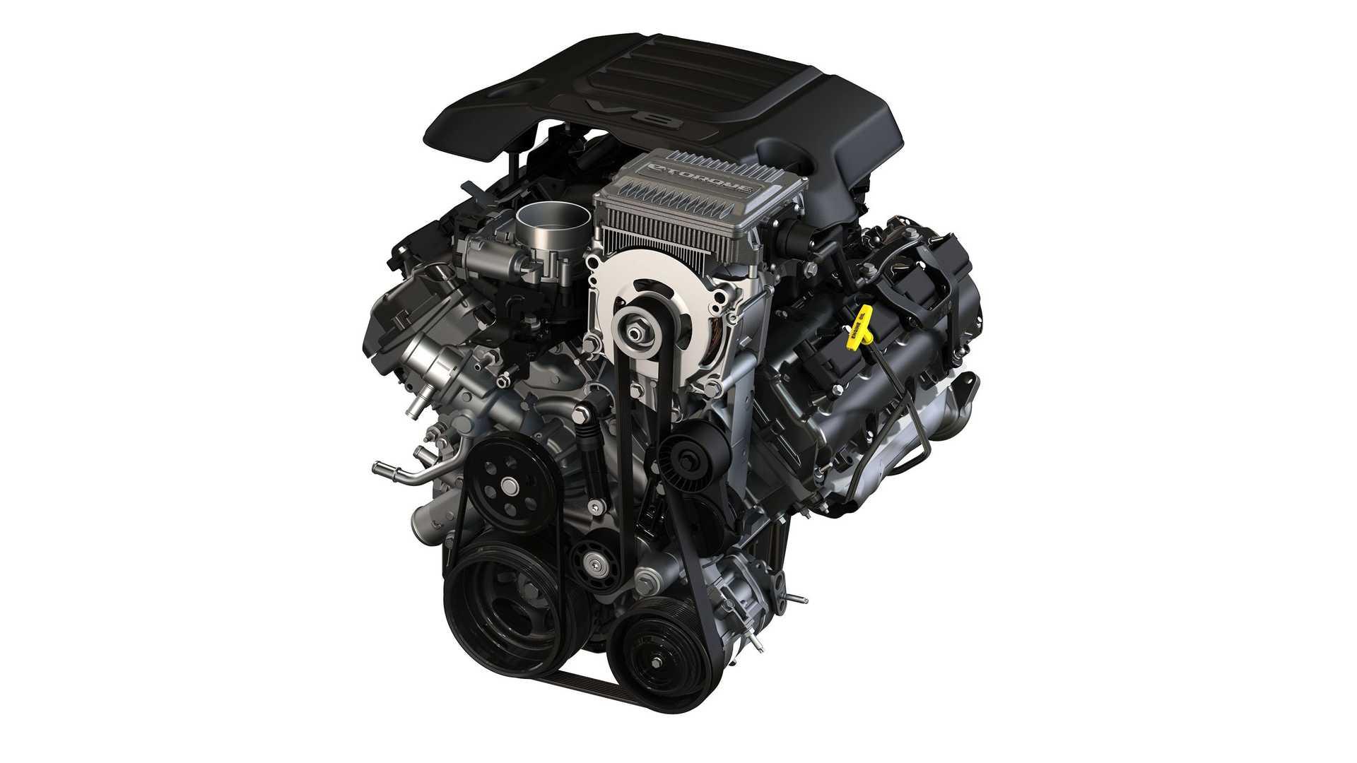 Motor do Grand Wagoneer é 6.4 mas se preocupa com o consumo