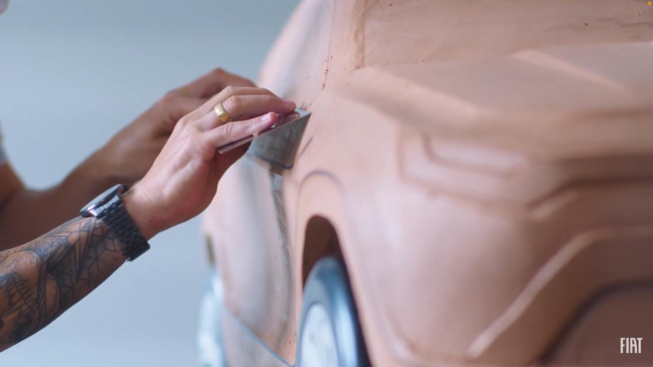 Caixas de roda terão molduras plásticas - Novo SUV FIAT