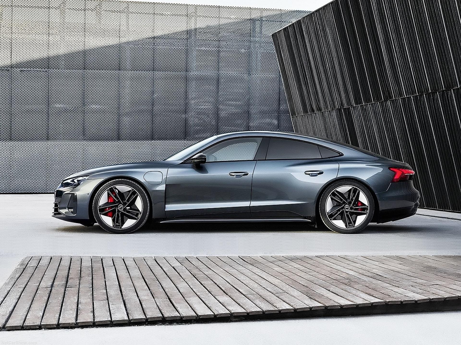 Design das rodas favorece a aerodinâmica lateral do carro
