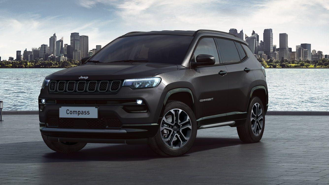 Jeep Compass 2022 estreia no Brasil em edição limitada e prioridade para atuais clientes