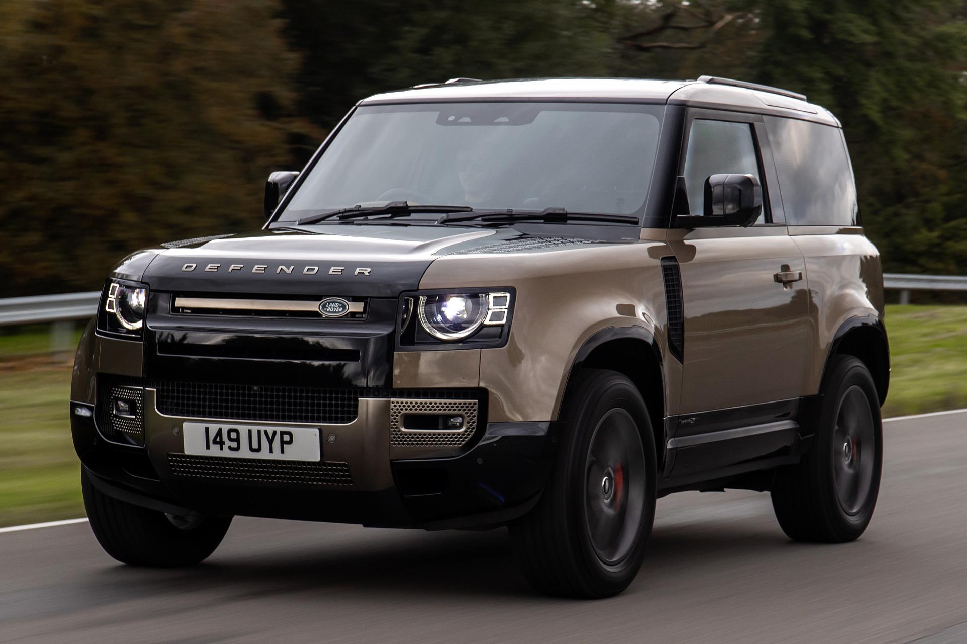 Exclusivo: Land Rover Defender 90 será lançado em breve no ...