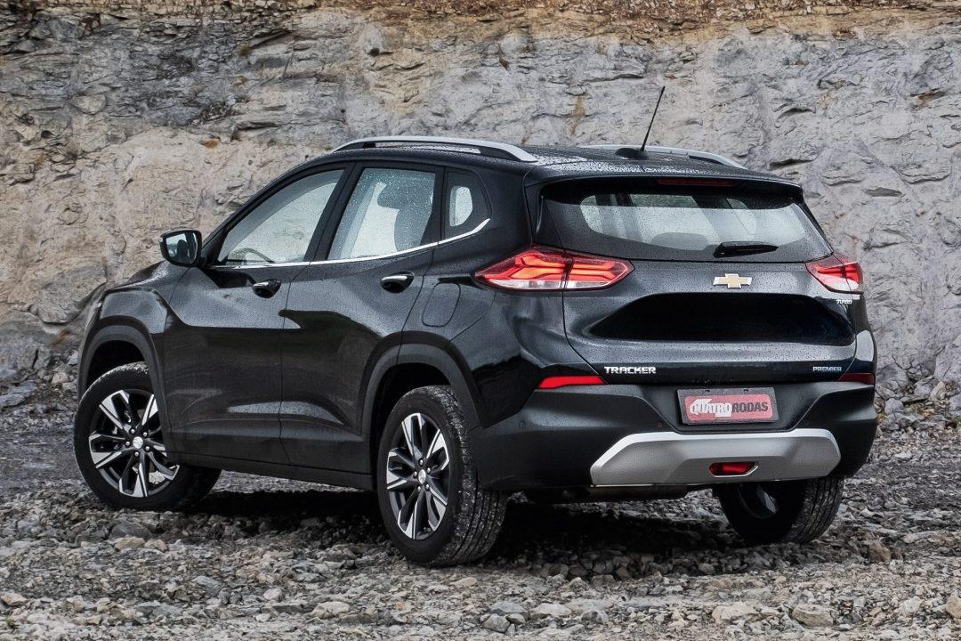 Comparativo Chevrolet Tracker x Novo Nissan Kicks QUATRO RODAS