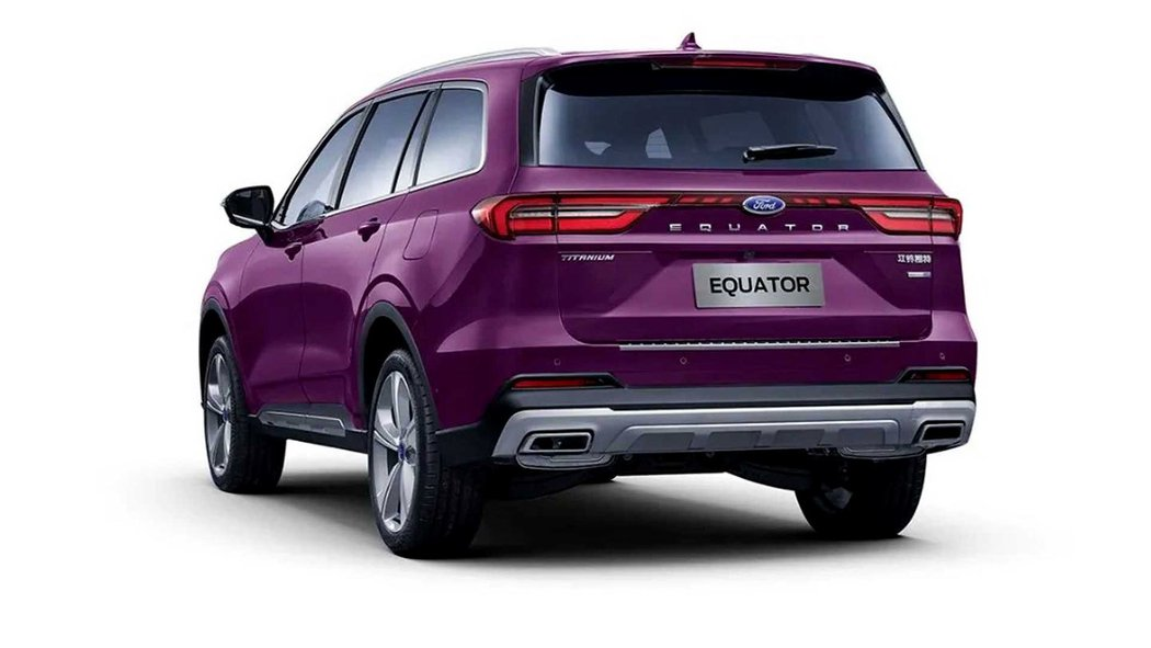 Ford Equator 225 china