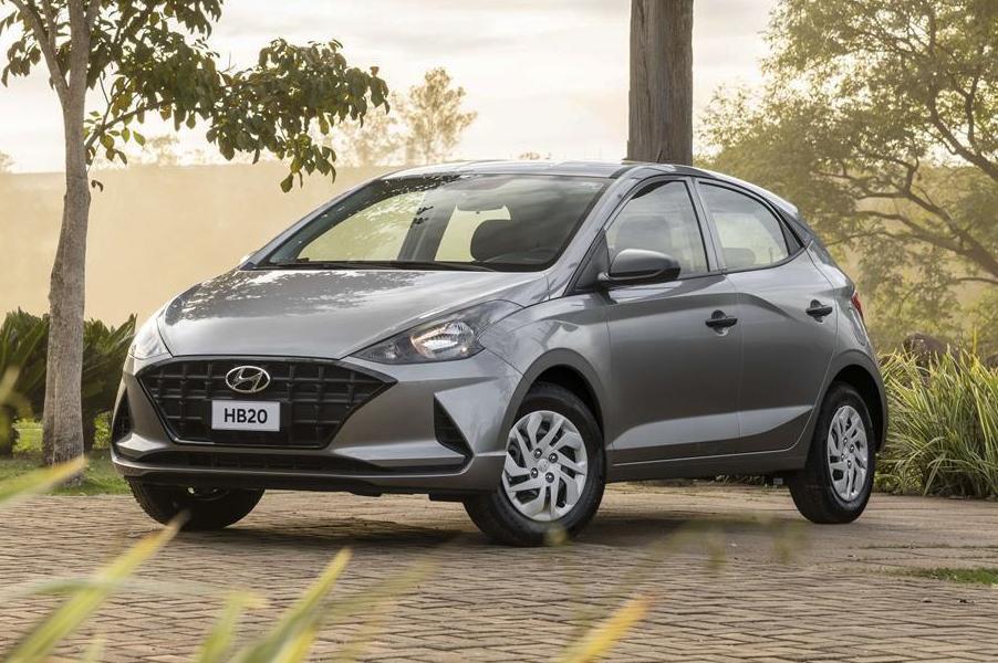 Hyundai HB20 Sense 2022