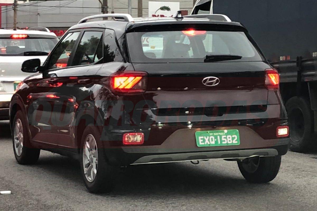Hyundai Venue teste brasil