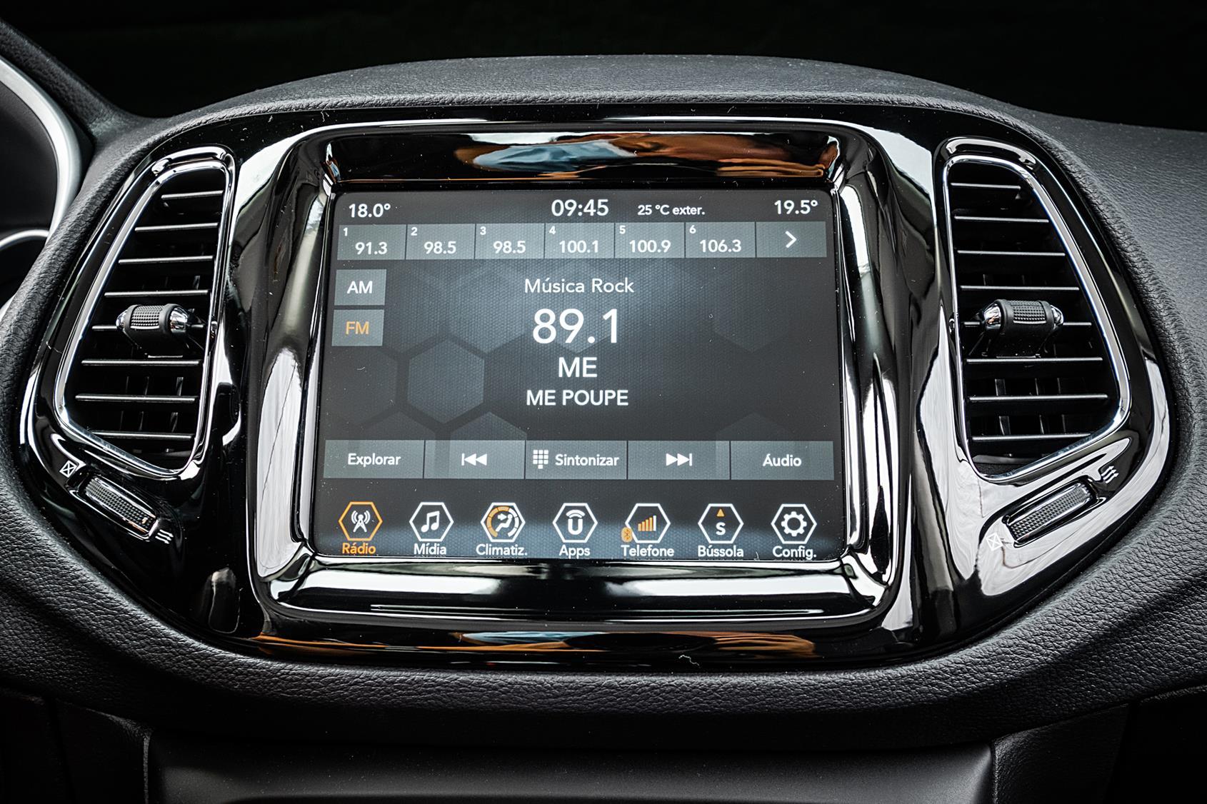 Jeep Compas Longitude Night Eagle 2.0 flex 2021