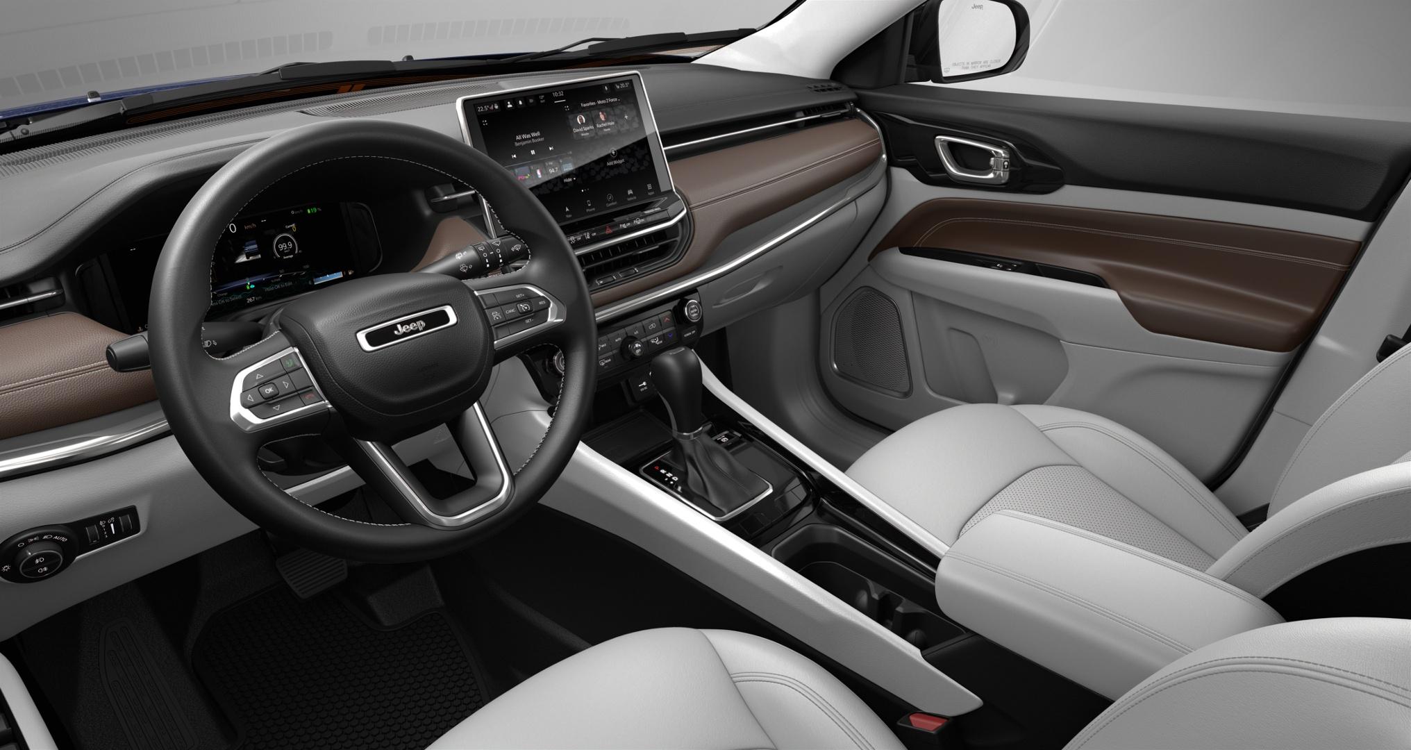 FCA achou seu volante novo tão bonito que irá usá-lo em outros modelos