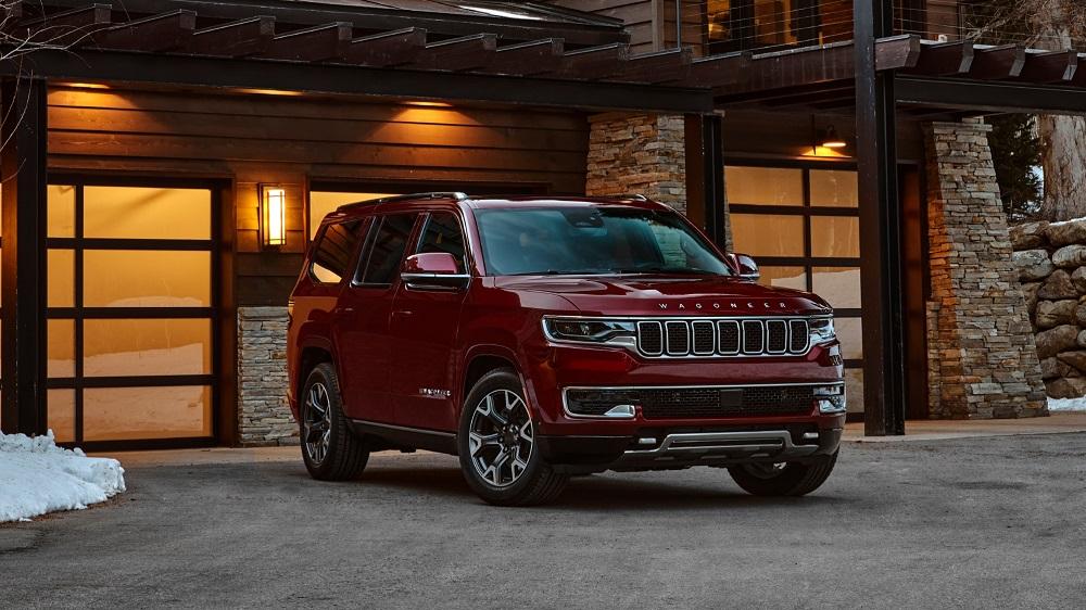 O novo Jeep Wagoneer 2022