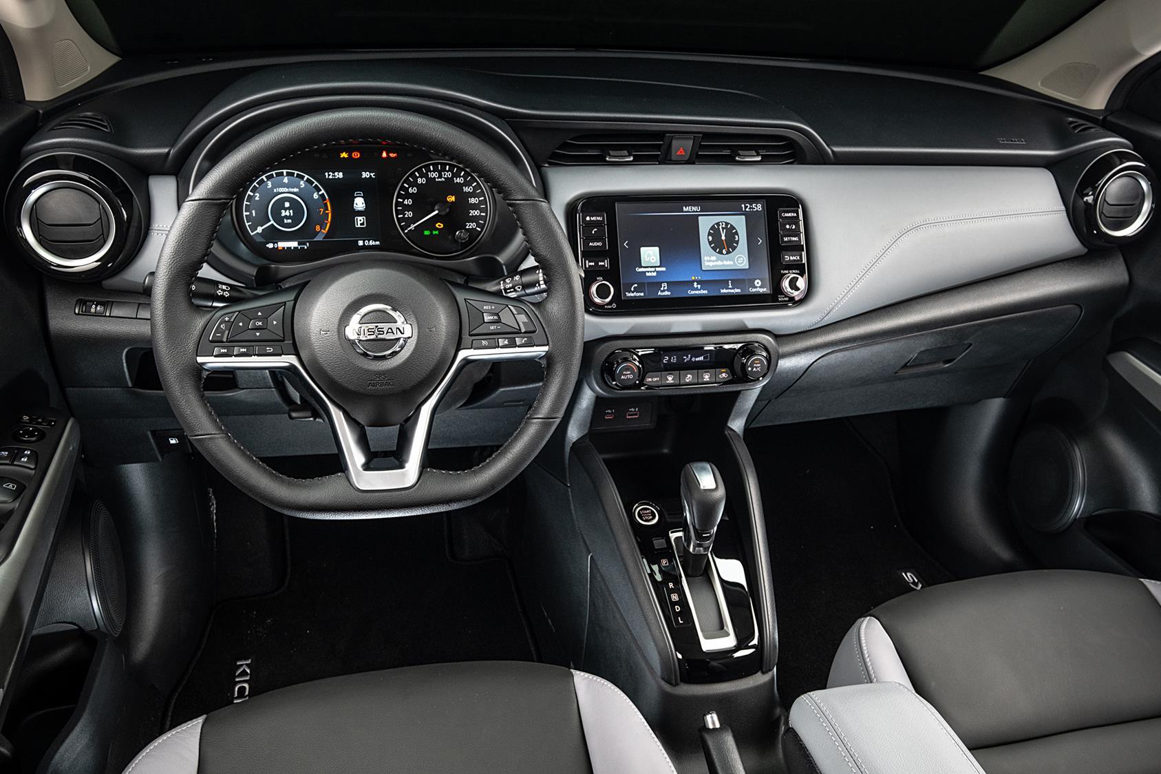 Nissan Kicks 2022 Exclusive
