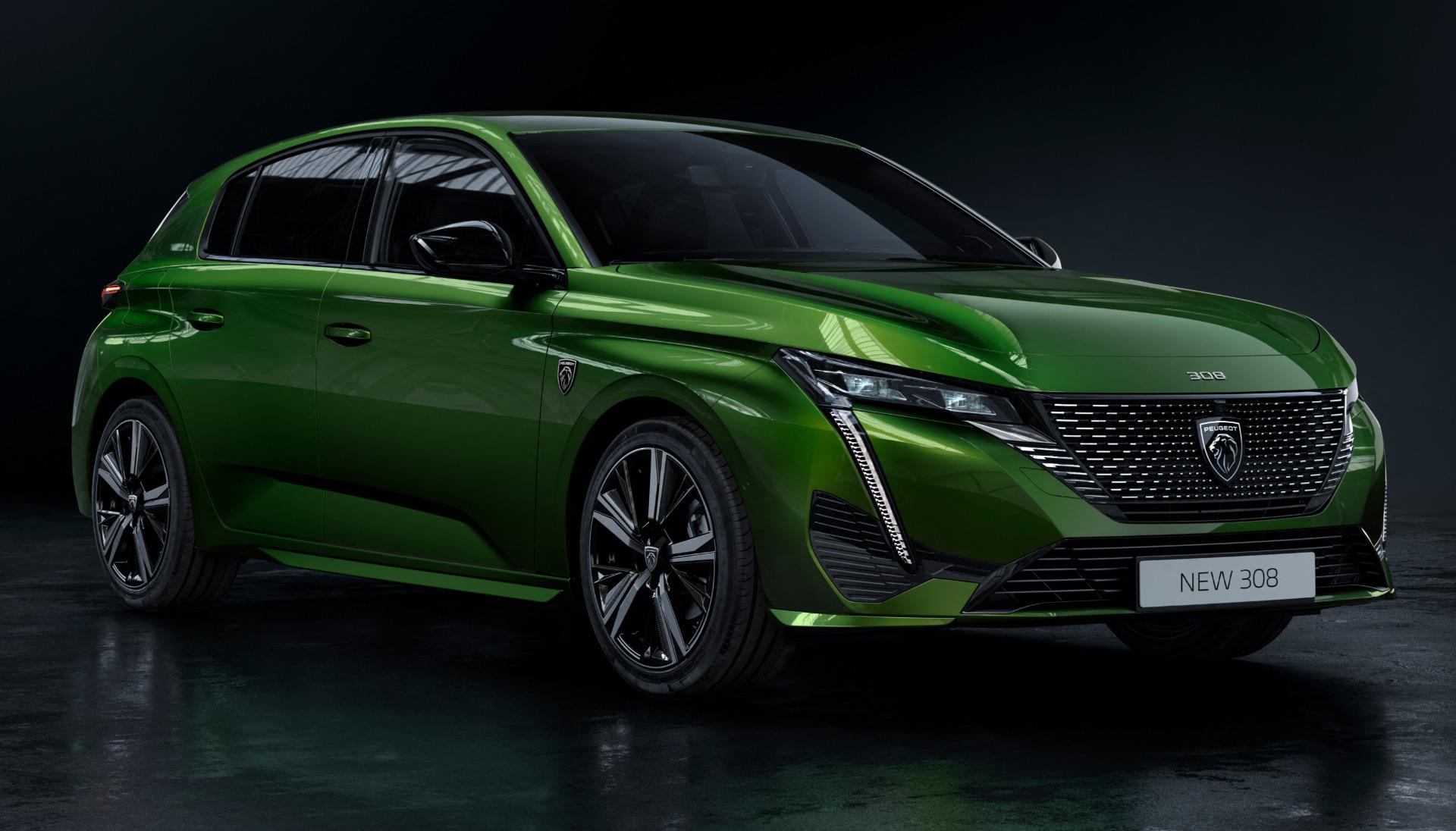 Além da cor de lançamento verde Olivine, há outras seis opções de pintura do hatch