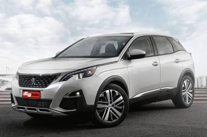 Peugeot 3008 usado do mês 743