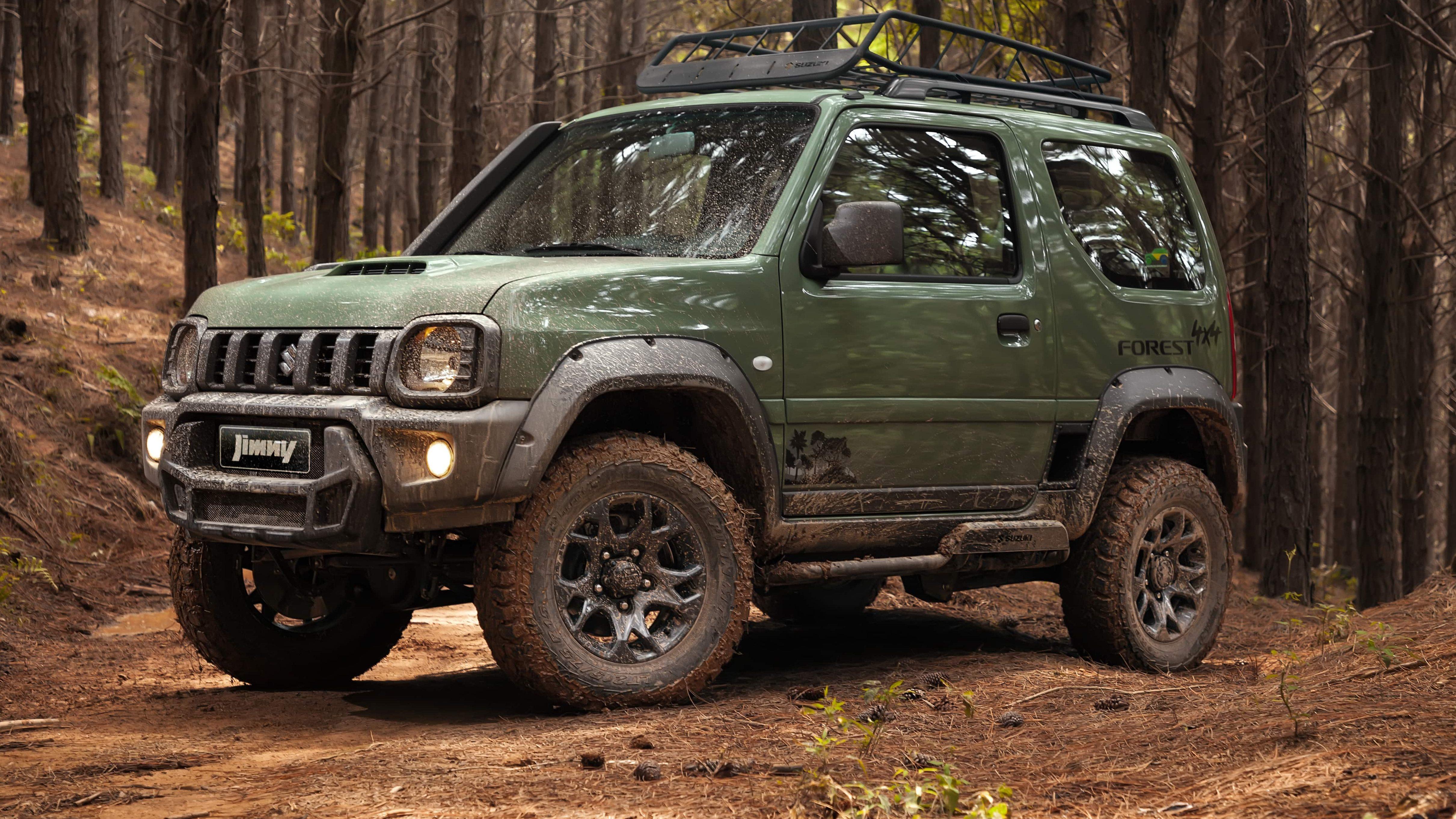 Suzuki Jimny Forest 2022