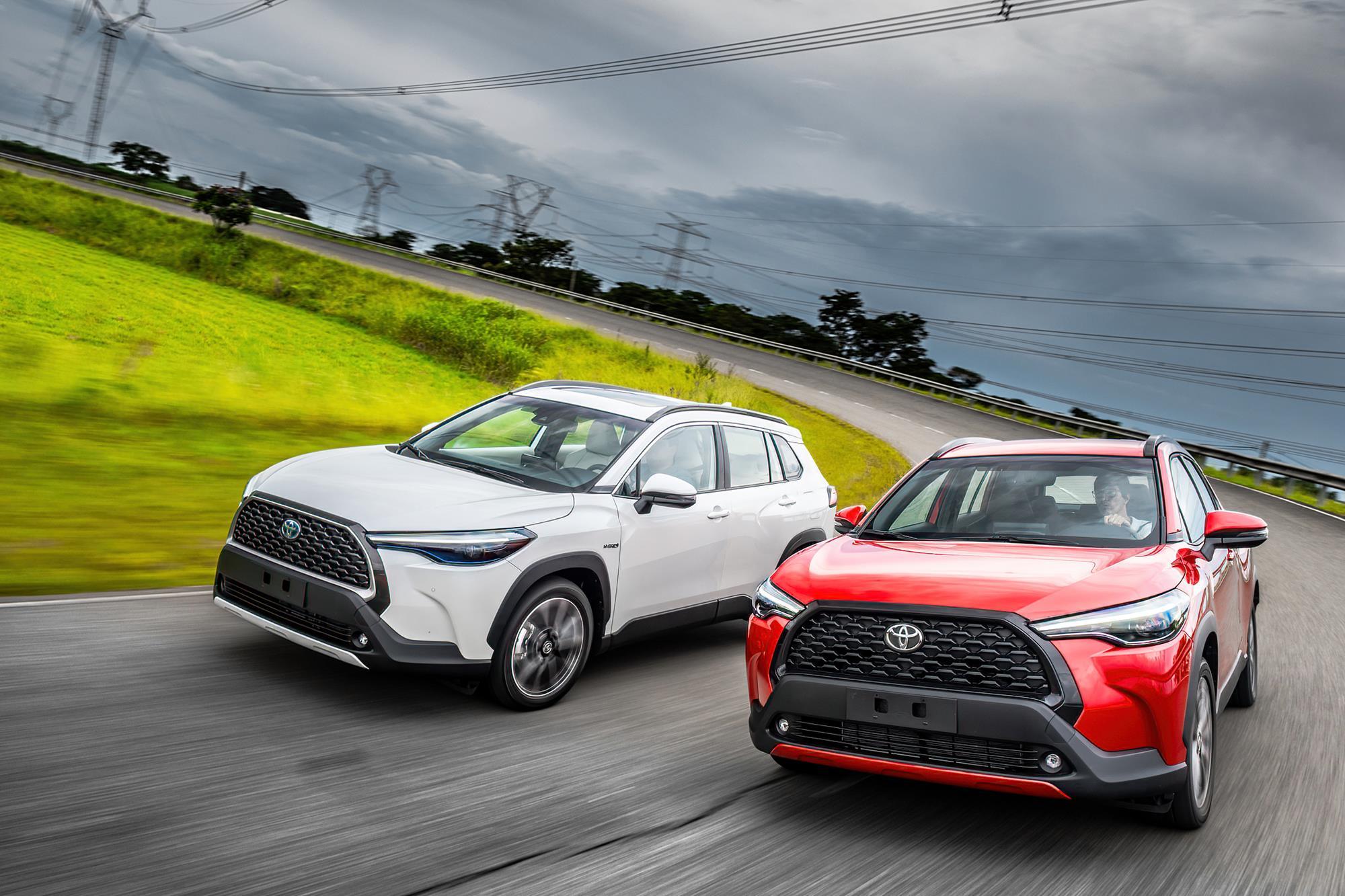 Toyota Corolla Cross XRE 2.0 2022