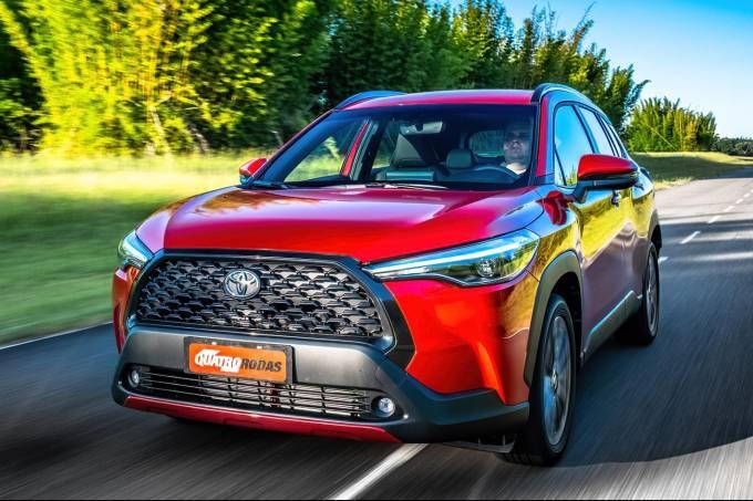 Toyota Corolla Cross XRE 2.0 2022 (41)