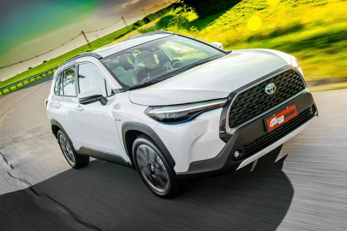 Toyota Corolla Cross XRX Hybrid flex 2022 (6)