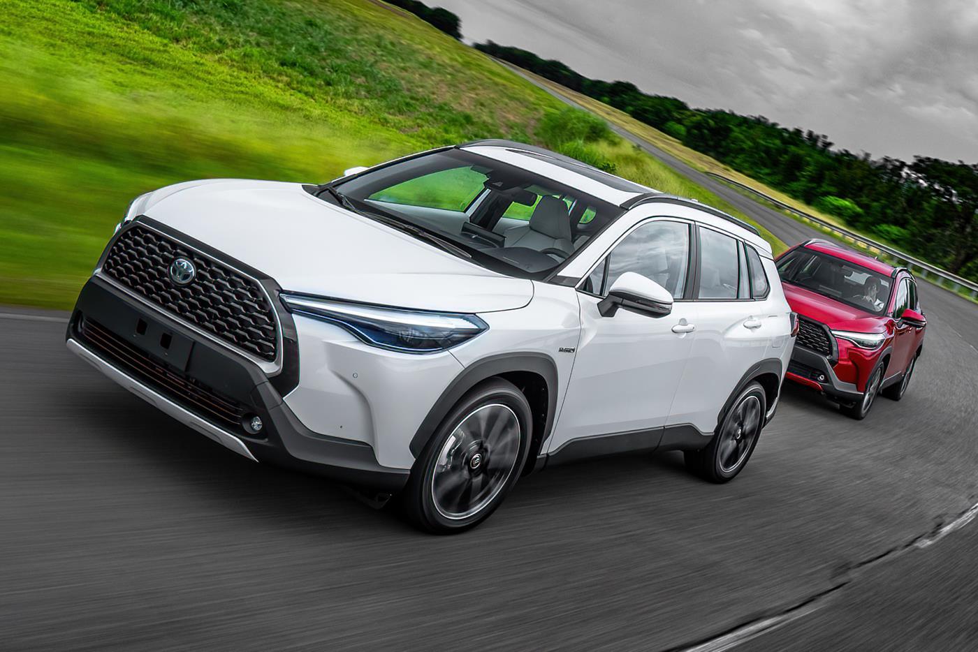 Toyota Corolla XRE e XRX 2022