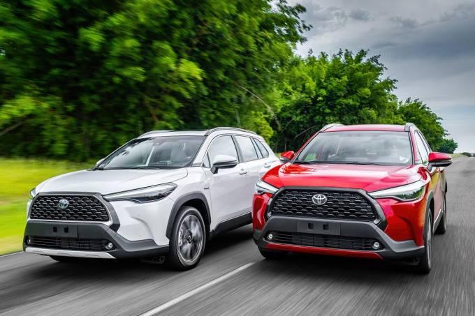 Toyota Corolla XRE e XRX 2022 (2)