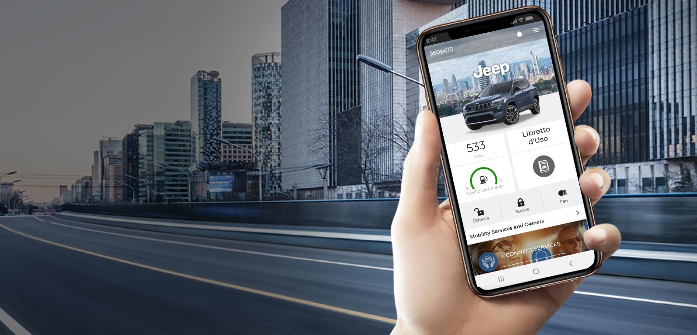 Será possível controlar e rastrear o carro via celular e relógios inteligentes
