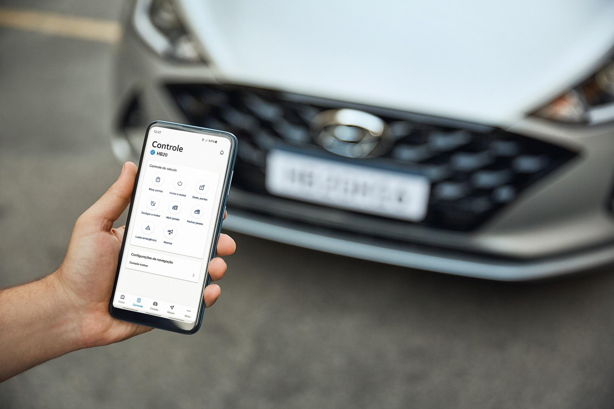 Nova plataforma da Hyundai já está disponível na linha 2022 do HB20