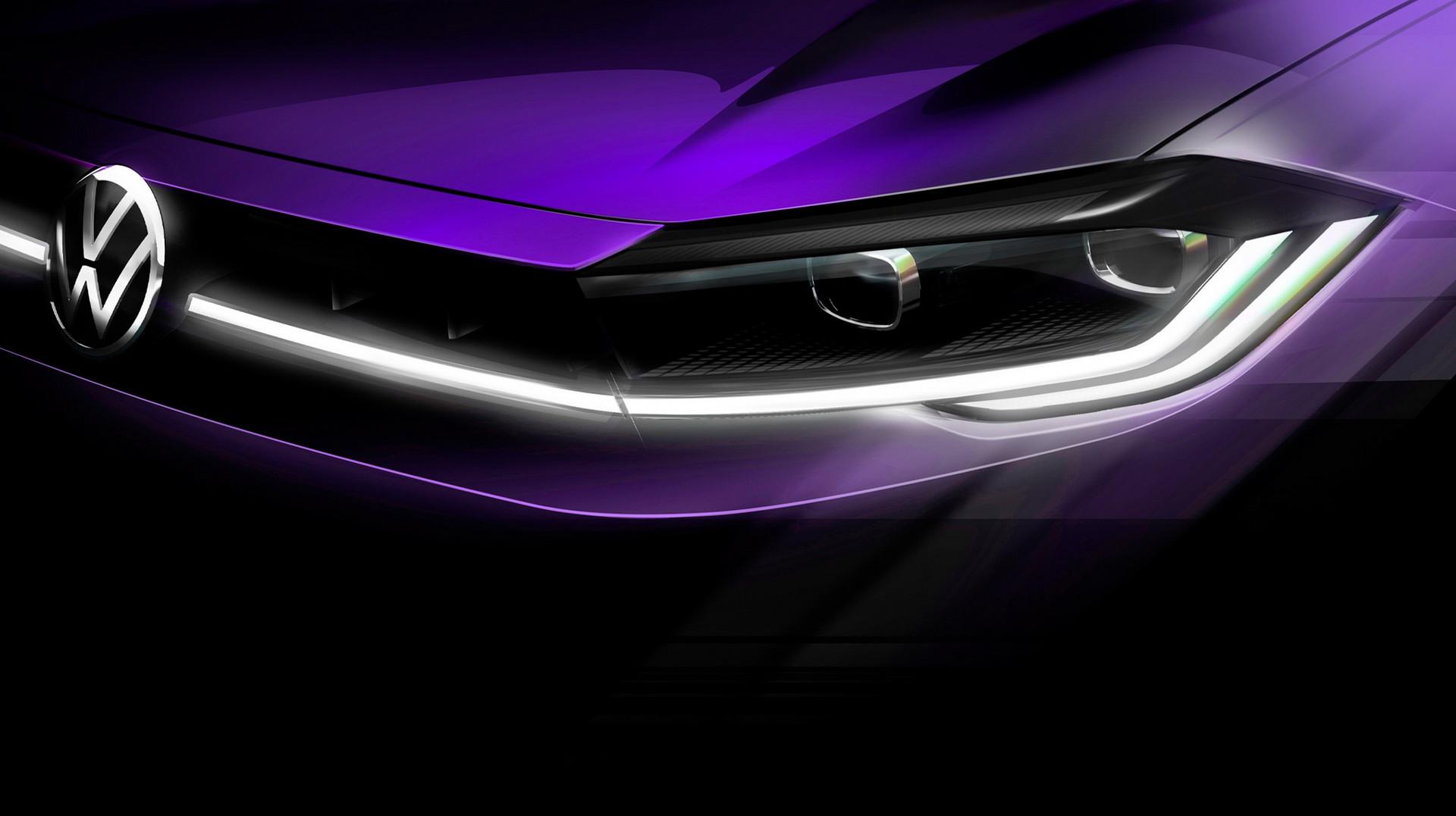 Teaser Volkswagen Polo 2022