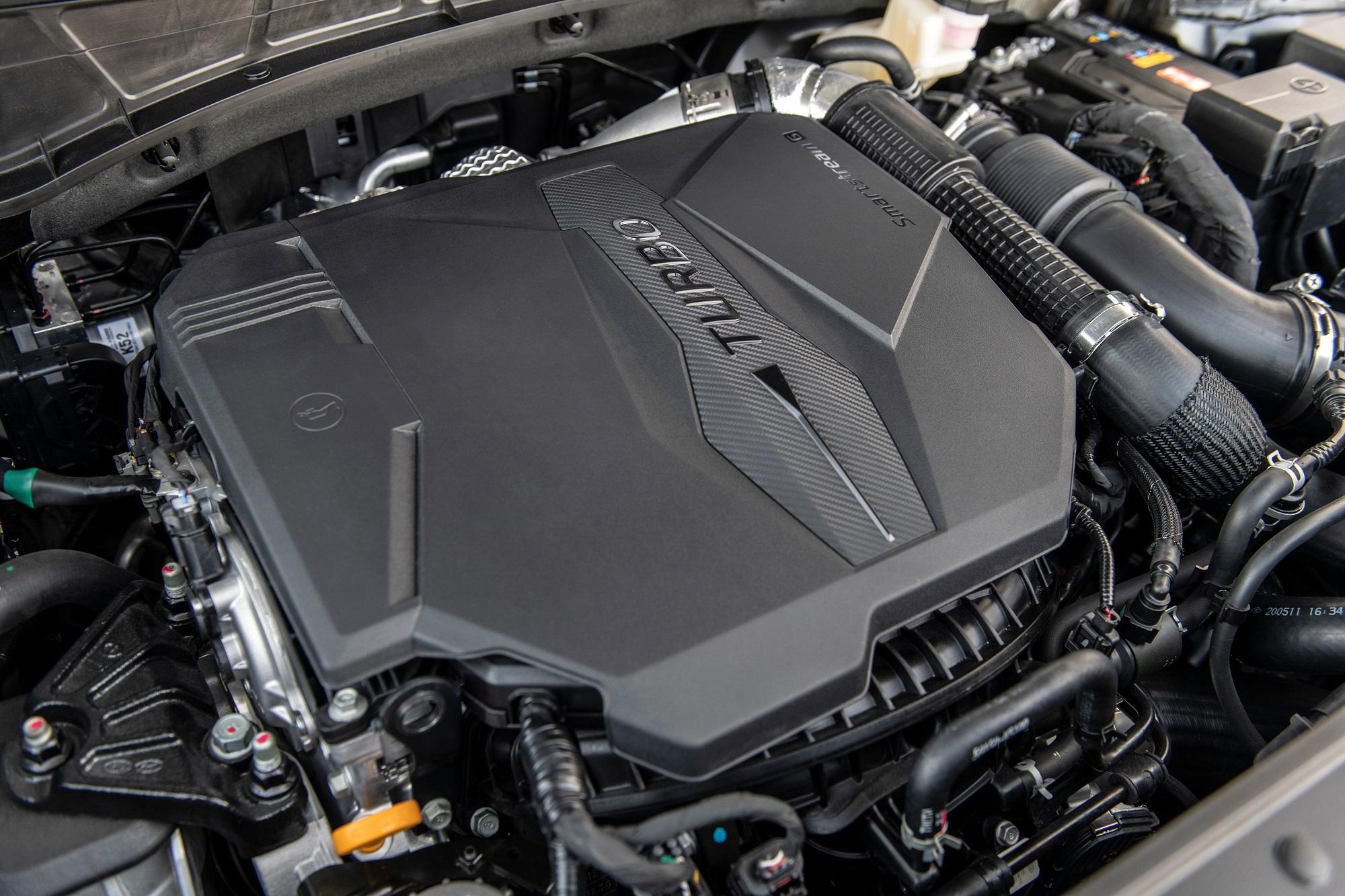 Motor é grande destaque da Santa Cruz em relação aos concorrentes