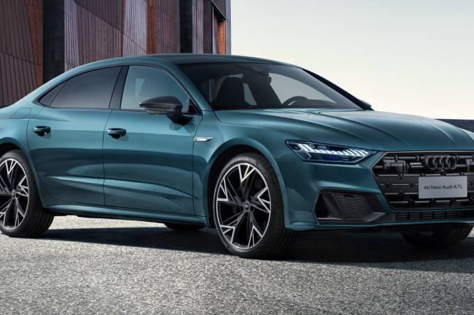 Audi A7L exclusivo à China (2)