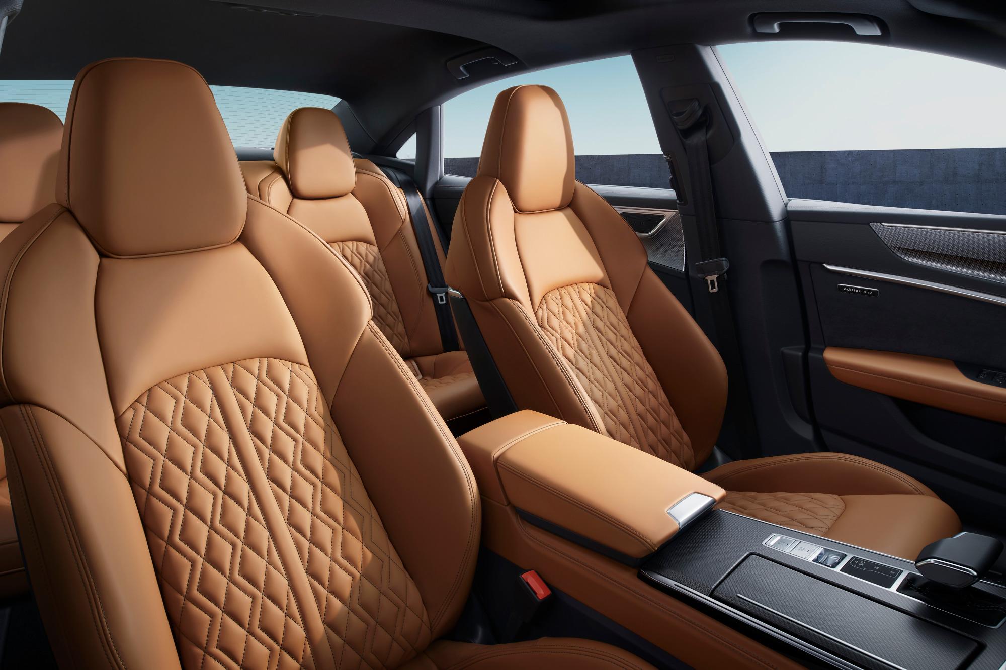 Audi promete espaço de limusine aos ocupantes