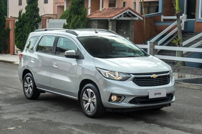 Chevrolet Spin 2022 (5)