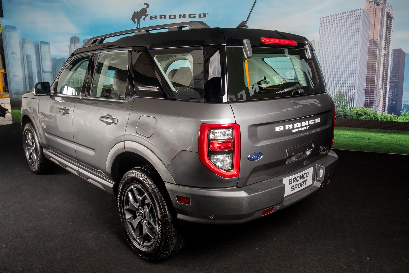 Ford Bronco Sport Wildtrack 2.0 EcoBoost