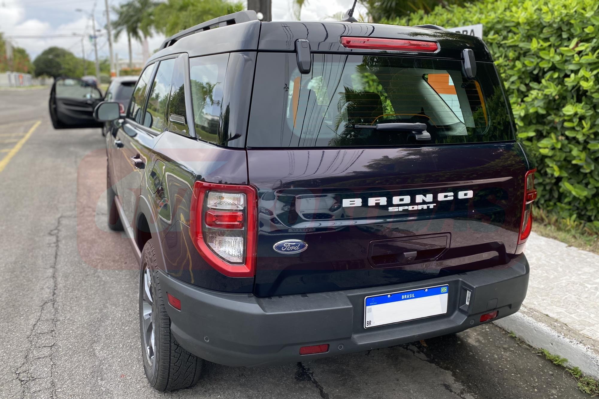 Ford Bronco Sport Wildtrack Badlands brasil (1)