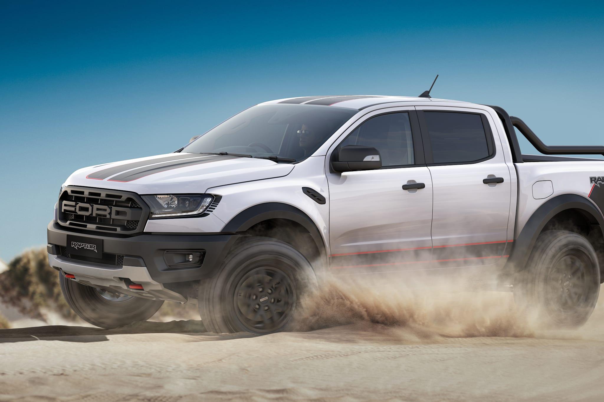 Nova Ford Ranger Raptor X