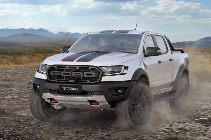 Ford Ranger Raptor X 2021 Austrália (10)