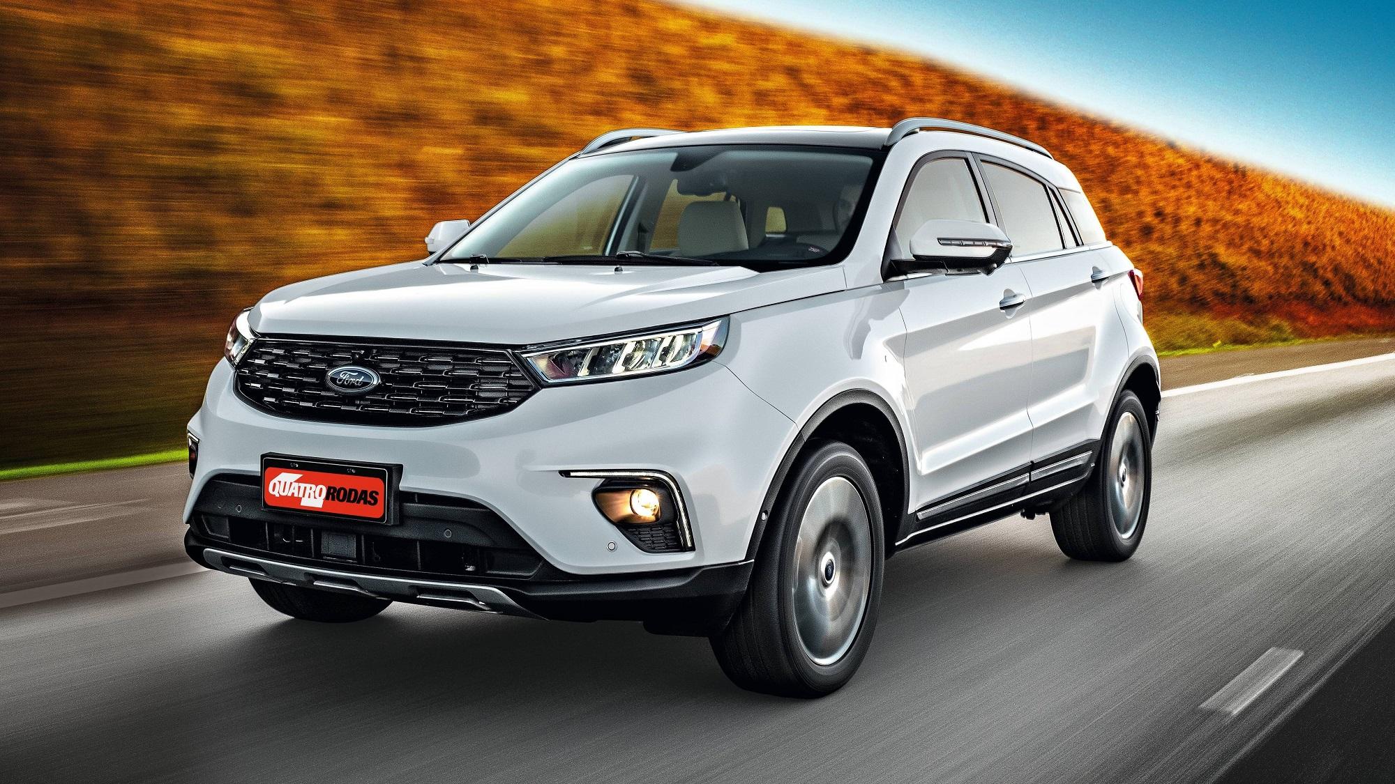 Ford Territory recebeu elogios pelo que oferece, mas segue lutando para atingir preço competitivo