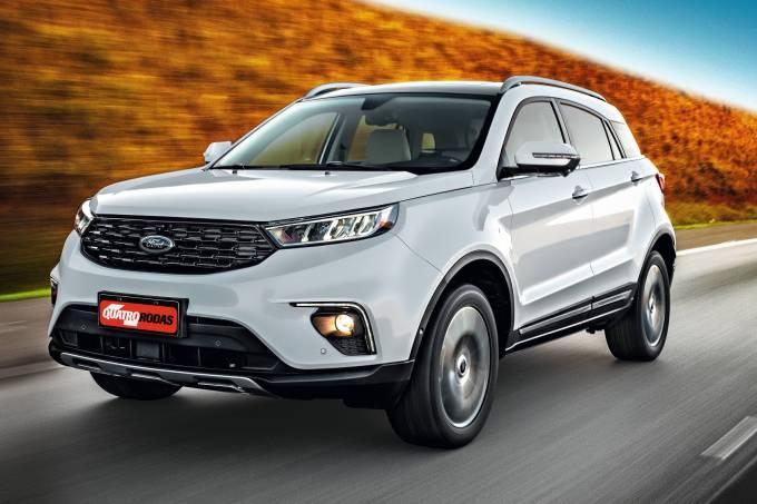Ford Territory Titanium testado por QUATRO RODAS