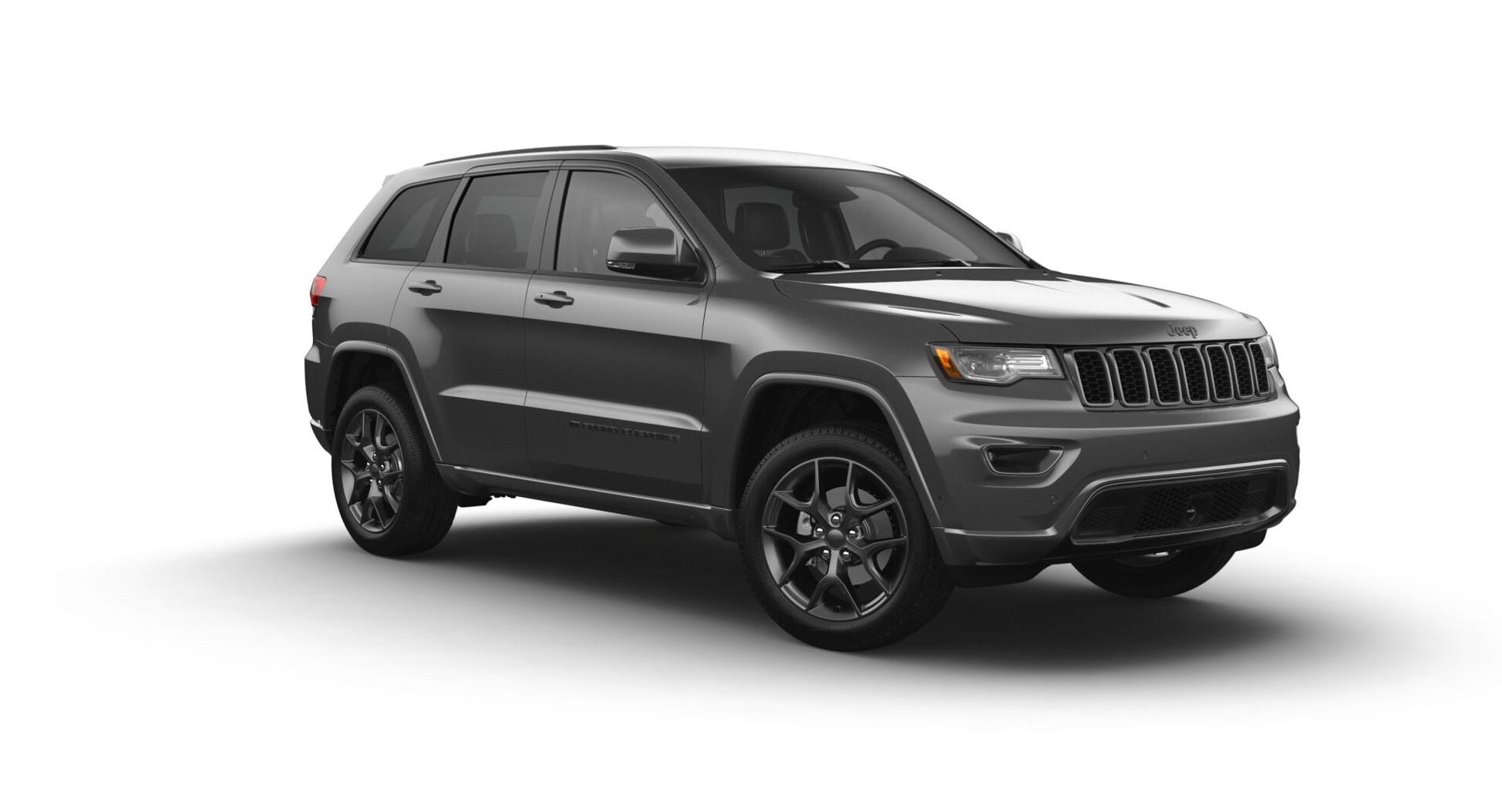 Jeep Grande Cherokee em sua série especial