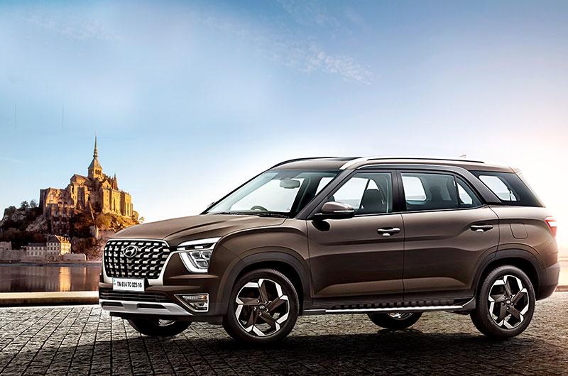 Novo Hyundai Alcazar não oferece versões híbridas