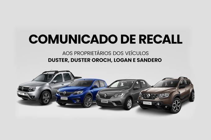 Comunicado Renault