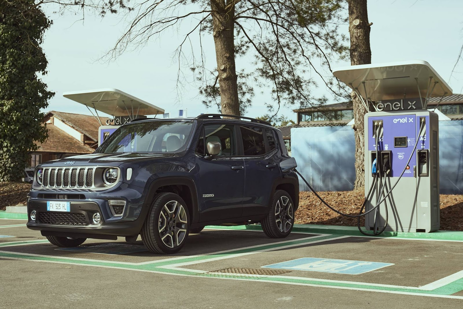 Jeep confirmou, finalmente, seus modelos híbridos para o segundo semestre de 2021
